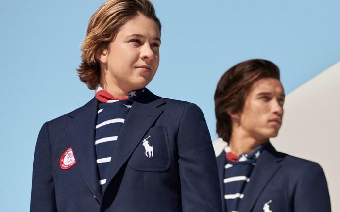 Ralph Lauren US Olympic Team Opening Ceremony Uniform