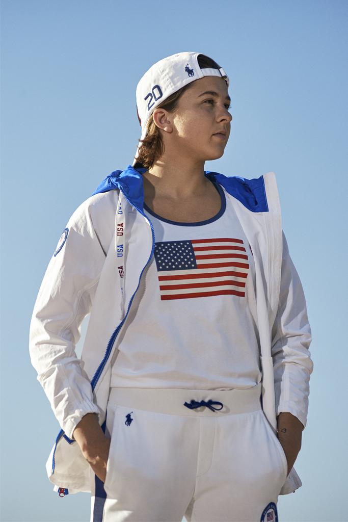 Ralph Lauren Team USA Olympic Closing Ceremony, olympic uniforms