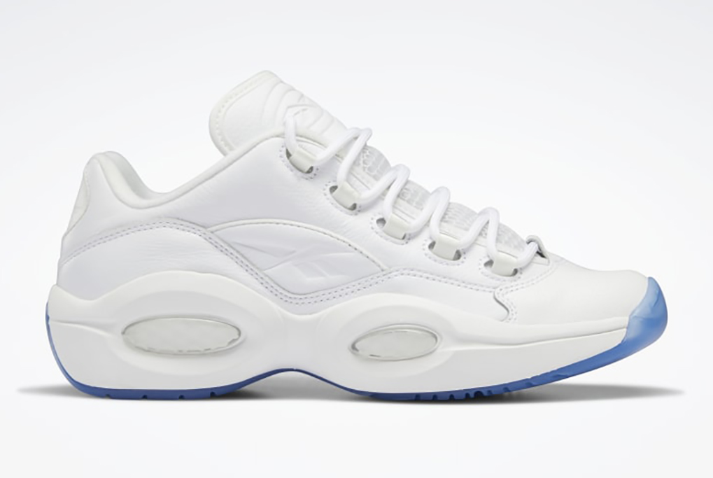 Reebok Question Low Basketball Shoes
