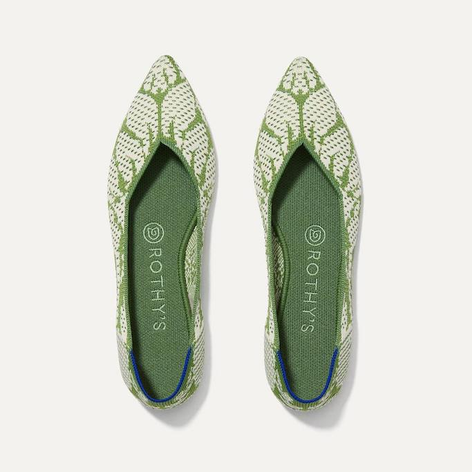 rothys the point, best flats for women