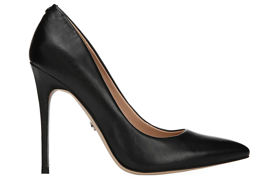 black pumps, heels, sam edelman