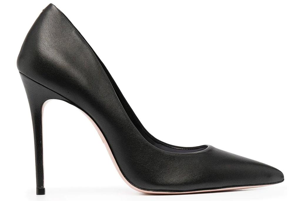black pumps, heels, schutz