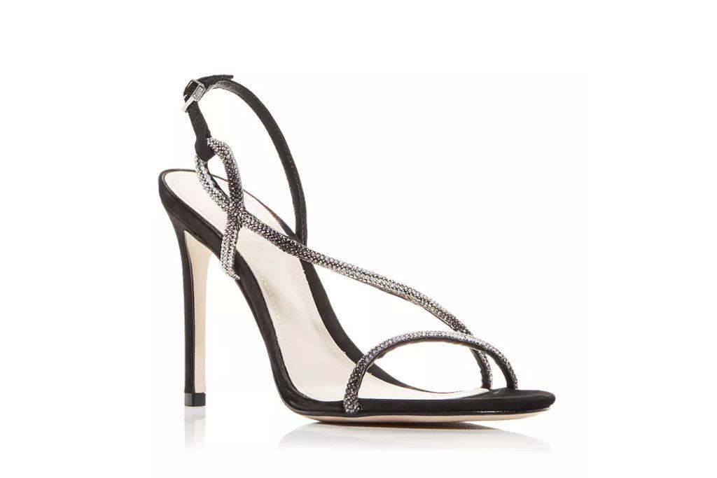 schutz, embellished heels
