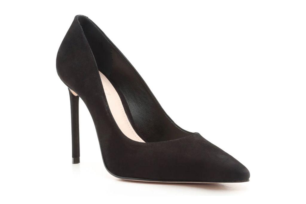schutz, lou pointed toe pump, black pumps