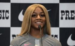 sha'carri, richardson, not competing olympics