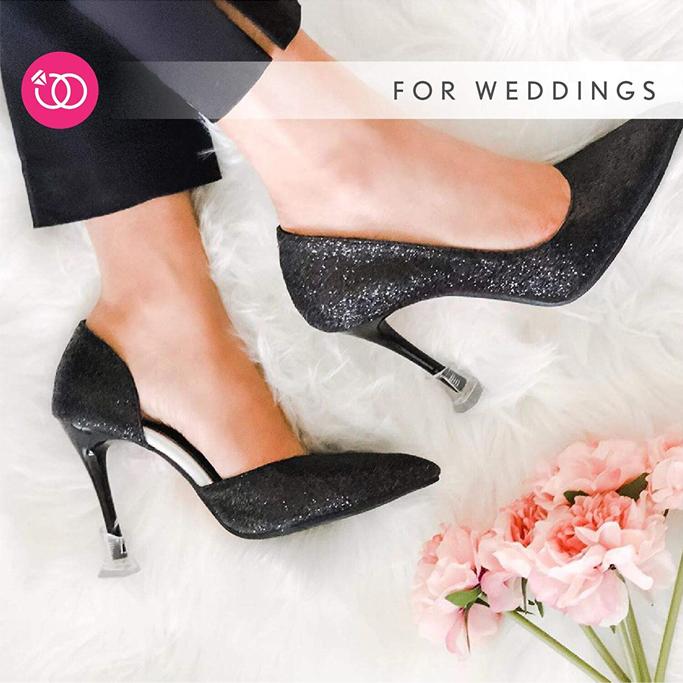 Solemates High Heel Protectors, how to make heels more comfortable