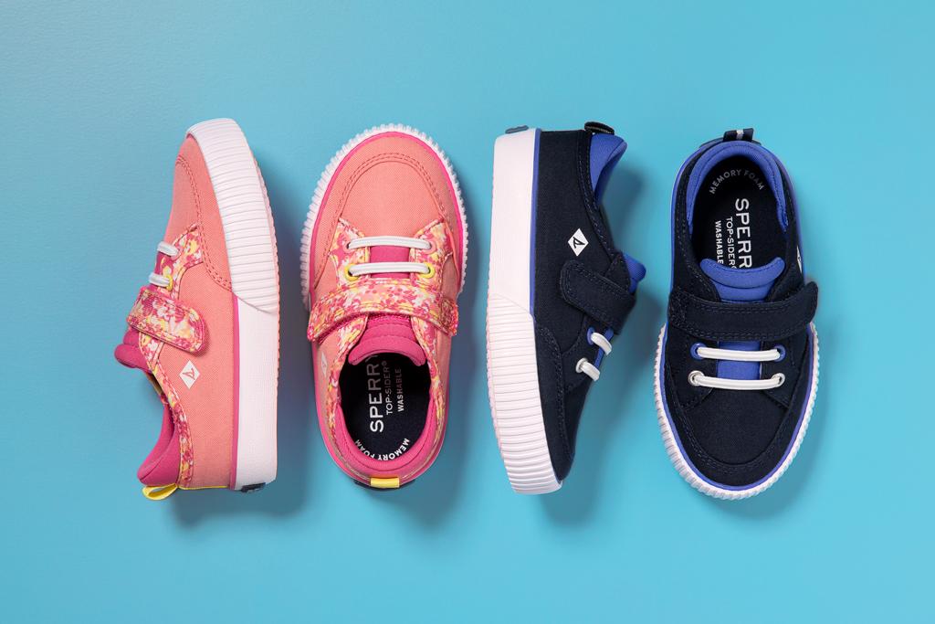 Sperry SeaCycled Kids Sneakers