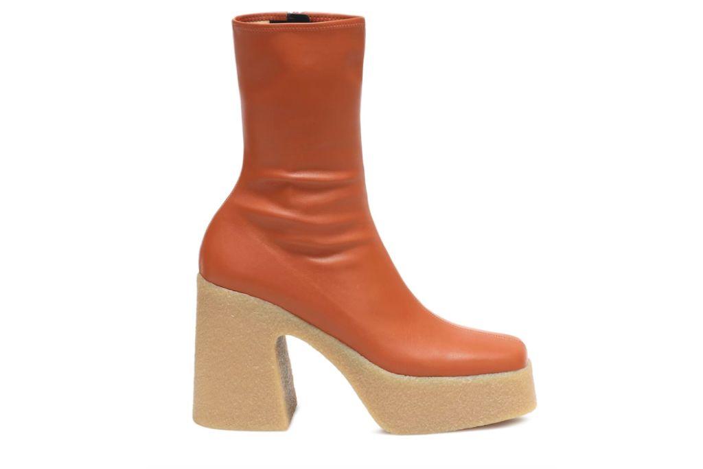stella mccartney, platform boots