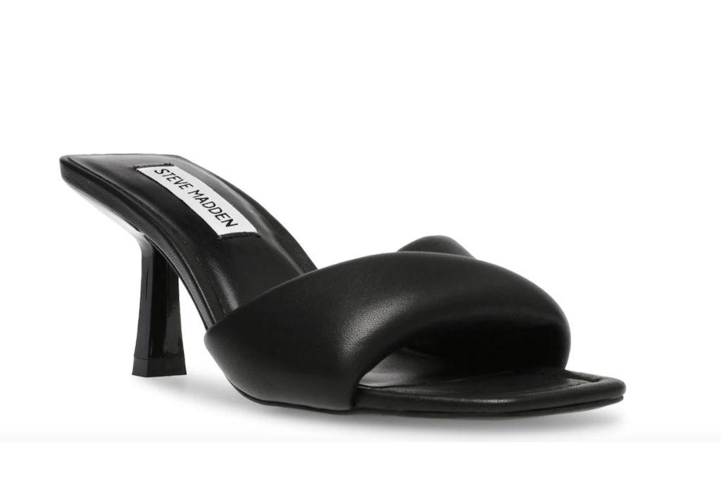steve madden, thai sandal, puffy sandals