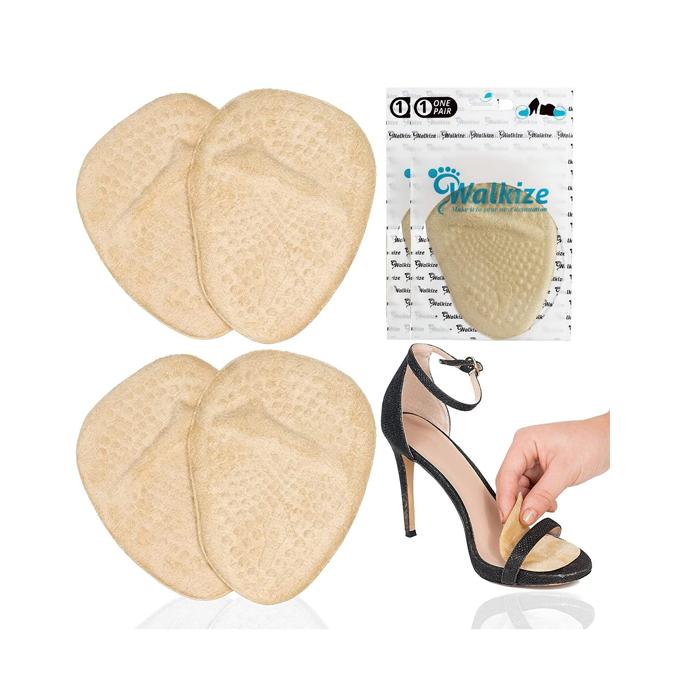 Walkize Metatarsal Pads, how to make heels more comfortable