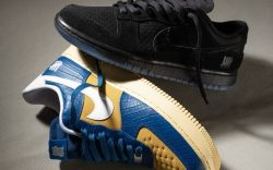 Undefeated x Nike Dunk Low '5