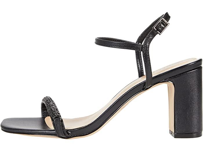 Jewel Badgley Mischa, black sandals