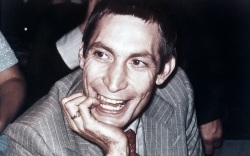 Charlie Watts, musician and member of