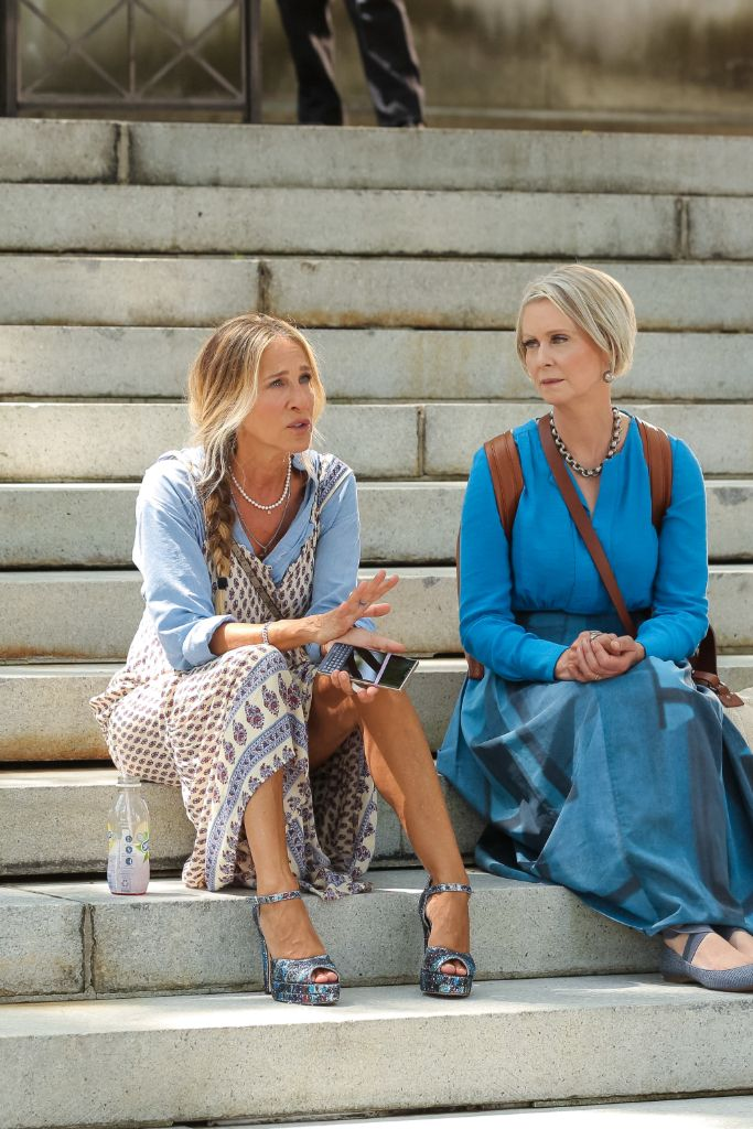 Online Shop Trend Now And-Just-Like-That-Fashion-Sarah-Jessica-Parker-Carrie-Bradshaw-Sex-and-the-City-RebootMEGA778289_008 All the Fashion From 'And Just Like That' – Footwear News