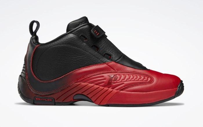 allen iverson, reebok, answer iv, sneakers, basketball