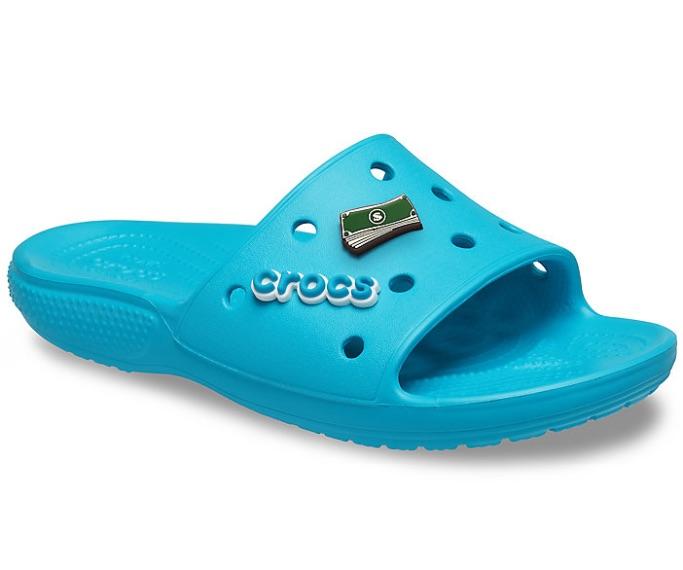 Classic Crocs Slide, how to style crocs