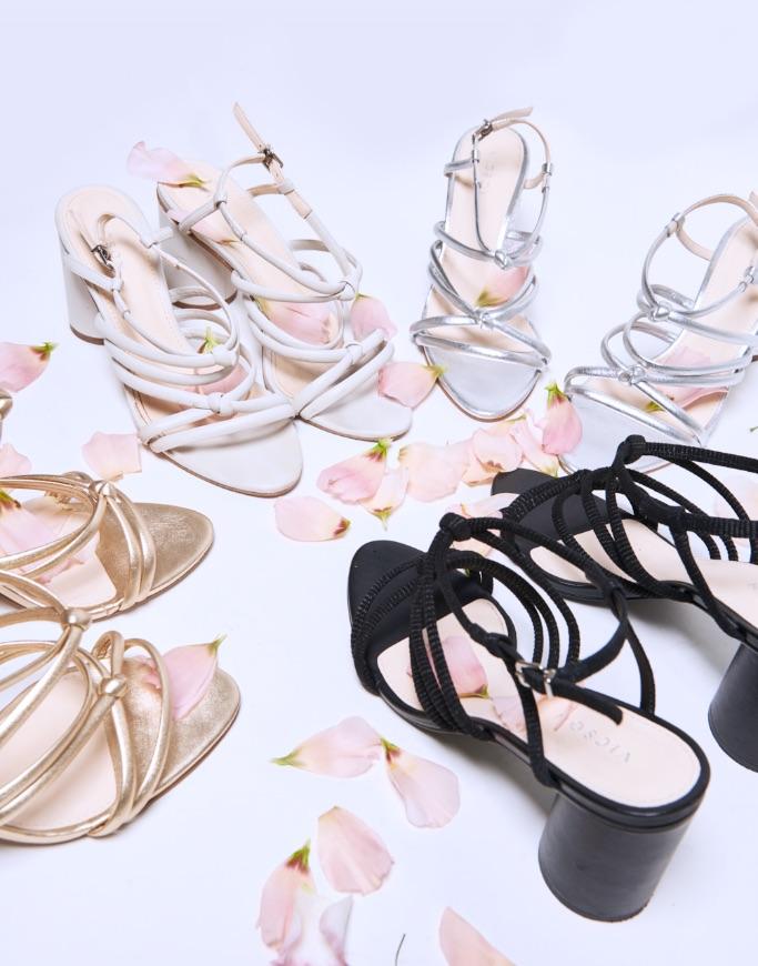 Vicson, heeled sandal, August 2021