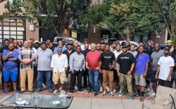 Portland Black community nike employees meet-up