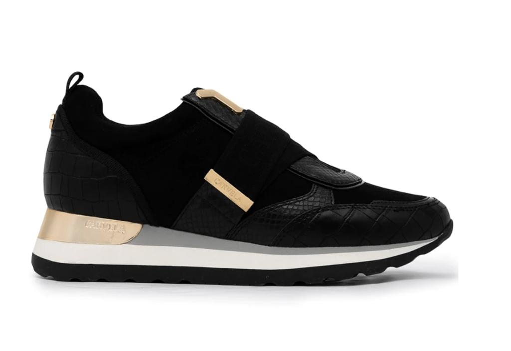 Carvela Jemm Elastic chunky-sole sneakers