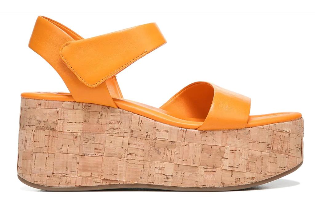 Sarto Demi 2 Platform Wedge Sandal