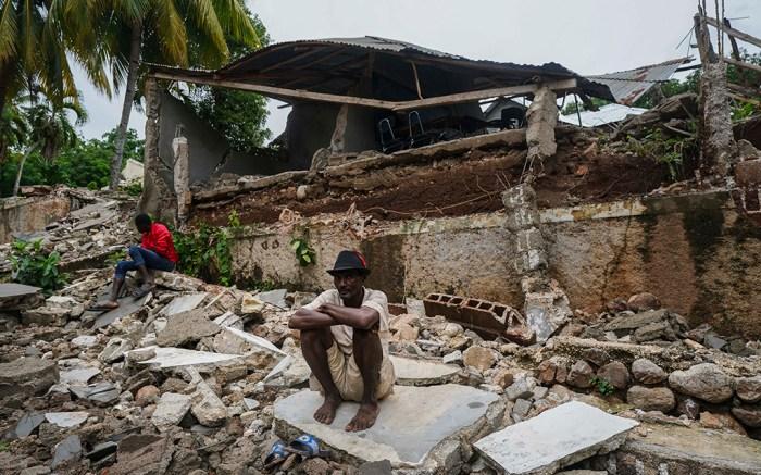 Haiti, earthquake 2021