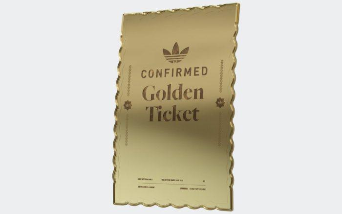 Adidas Golden Ticket Confirmed App