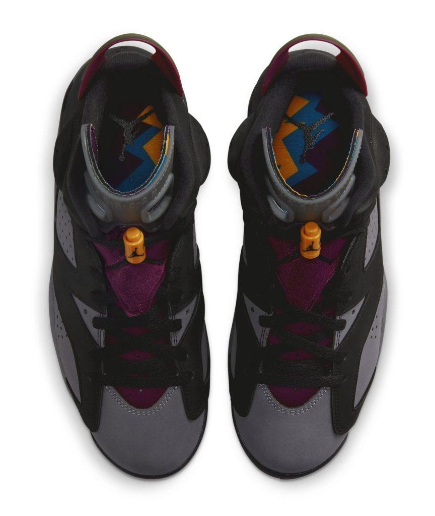 Air Jordan 6 'Bordeaux'
