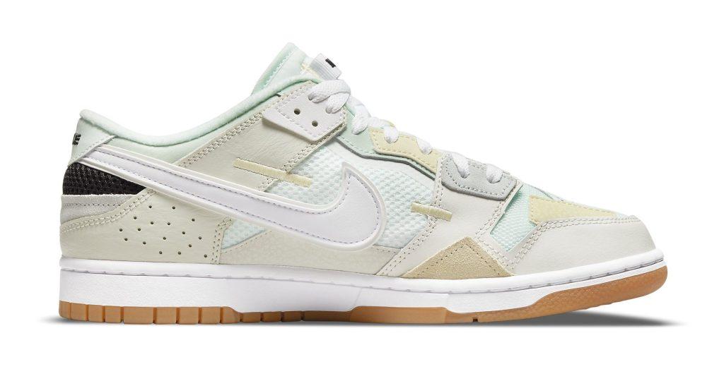 Nike Dunk Scrap 'Sea Glass'