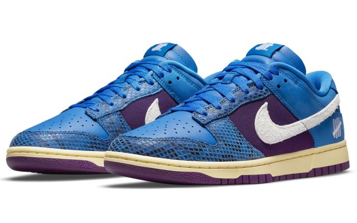 Undefeated x Nike Dunk Low '5 On It'