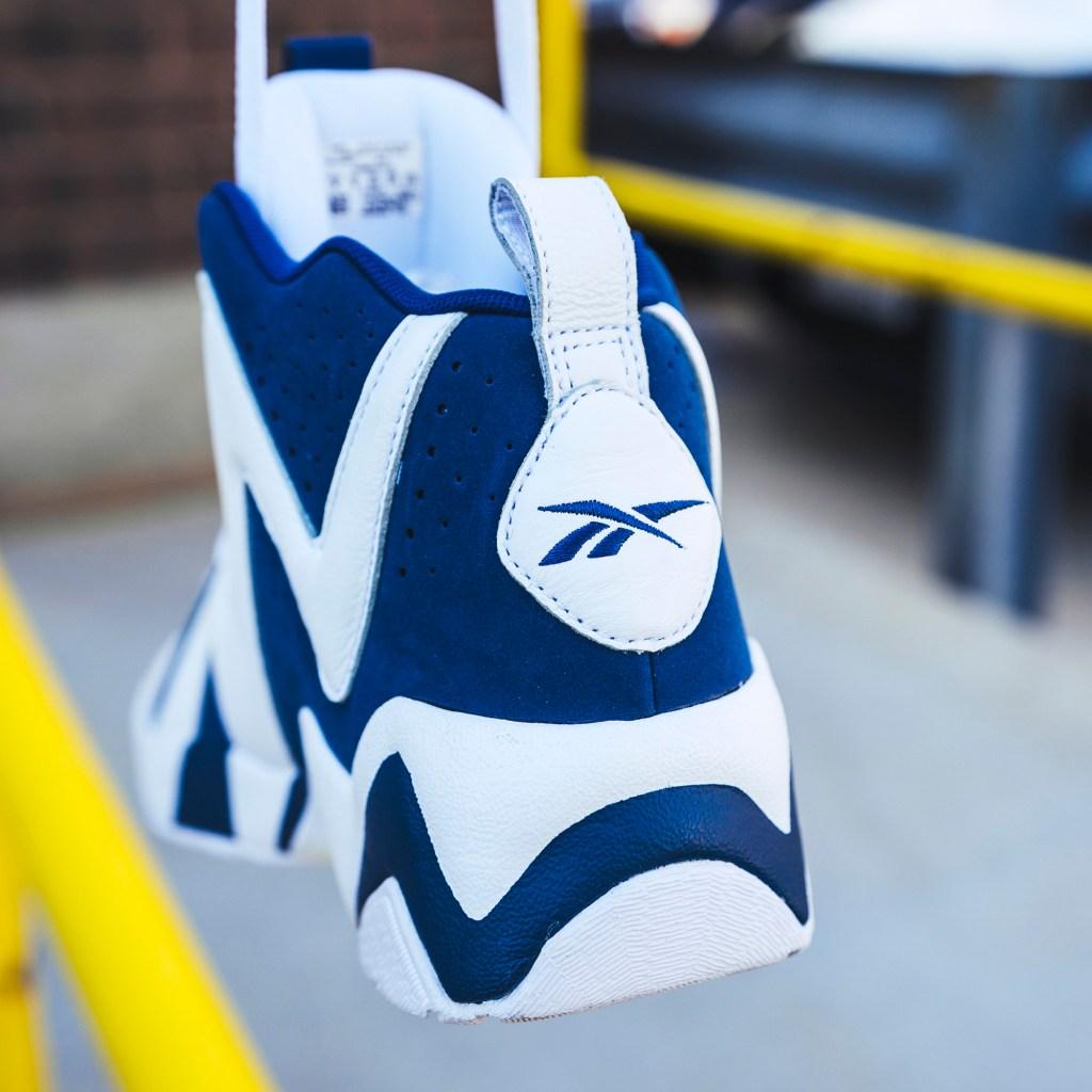 Reebok Kamikaze II, basketball shoes