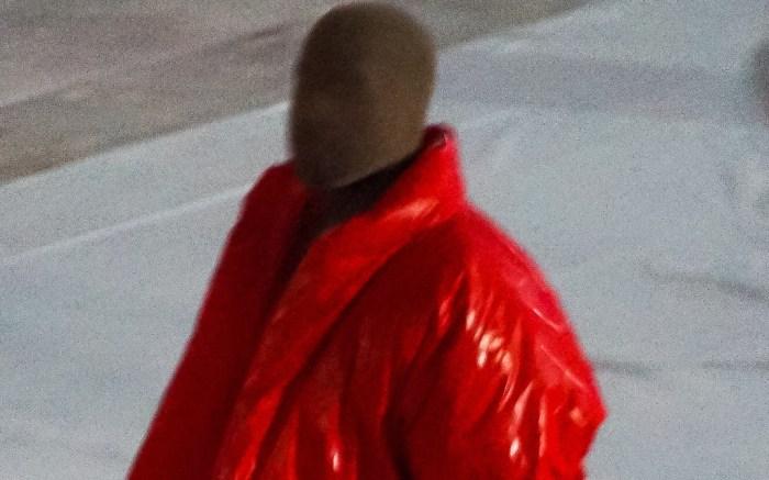 Kanye West, Donda, concert