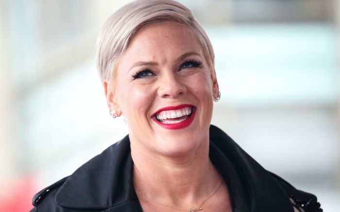 (FILE) Pink Reveals She Tested Positive For Coronavirus COVID-19 But Is Now Negative And Donates $1 Million To Fight Pandemic. She stated she was donating $1 million - $500,000 each to the Temple University Hospital Emergency Fund and the City of Los Angeles Mayor's Emergency COVID-19 Crisis Fund. 04 Apr 2020 Pictured: P!nk, Pink, Alecia Beth Moore. Photo credit: Xavier Collin/Image Press Agency/MEGA TheMegaAgency.com +1 888 505 6342 (Mega Agency TagID: MEGA641473_012.jpg) [Photo via Mega Agency]