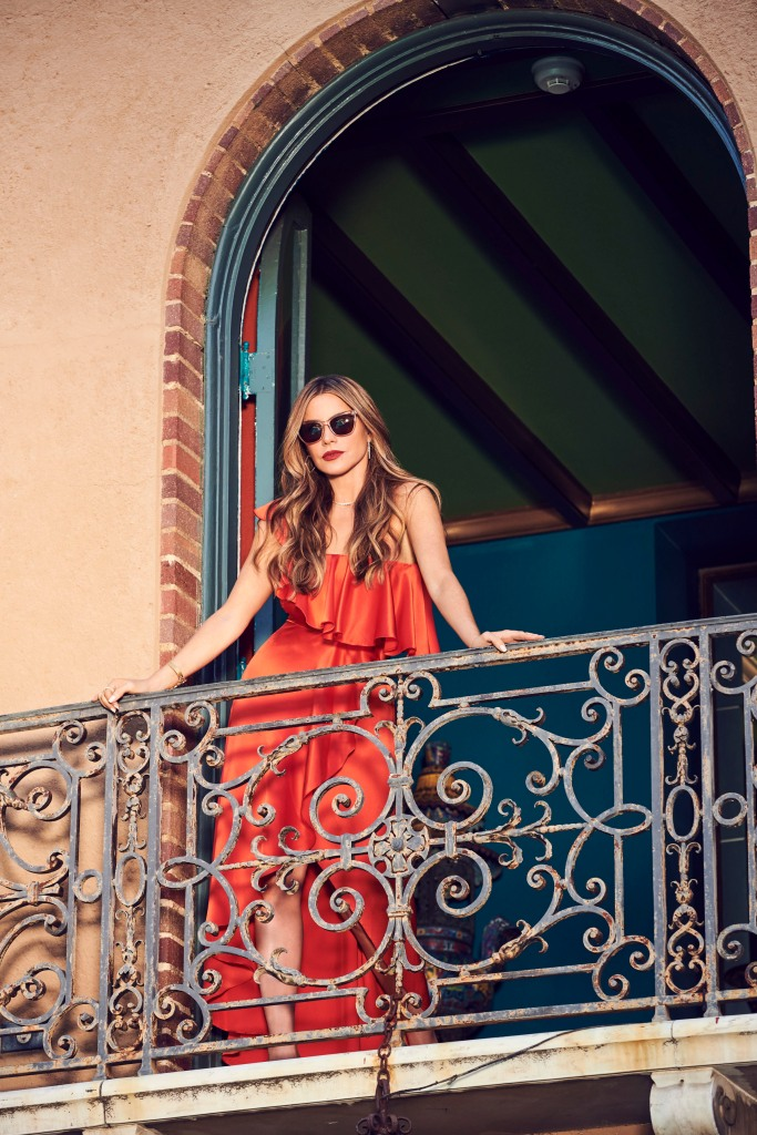 """Sofia Vergara models bold eyewear from her exclusive namesake collection, Sofia Vergara x Foster Grant. The bold styles include sunglasses, reading glasses and SunReaders - all affordably priced, starting at $30 - to allow women not just to see, but to """"See Beautifully"""". Foster Grant, the industry's leading eyewear brand, donates one pair of reading glasses to RestoringVision for each pair of Sofia Vergara x Foster Grant eyewear sold. *BYLINE MUST CREDIT: Foster Grant/Mega. 04 Aug 2021 Pictured: Sofia Vergara models eyewear from her Sofia Vergara x Foster Grant collection. *BYLINE MUST CREDIT: Foster Grant/Mega. Photo credit: Foster Grant/MEGA TheMegaAgency.com +1 888 505 6342 (Mega Agency TagID: MEGA776357_003.jpg) [Photo via Mega Agency]"""
