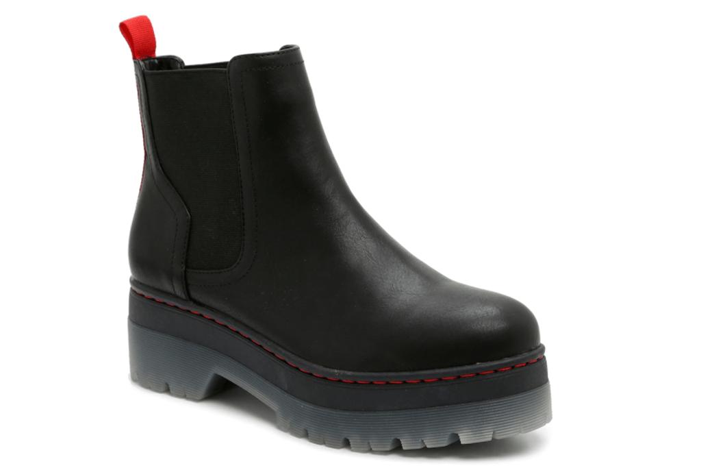 Mia Cayson Platform Chelsea Boot