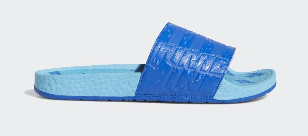Ninja x Adidas Adilette Boost Slide 'Time In'
