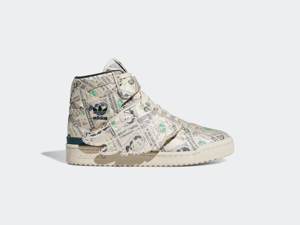 Adidas Originals, Jeremy Scott, 2021 JS Money Wings sneakers