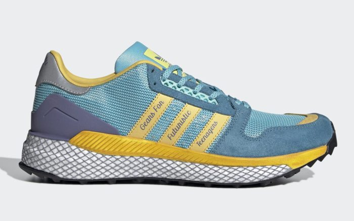 Human Made x Adidas Questar