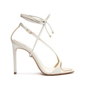 Schutz Vikki Leather Sandal