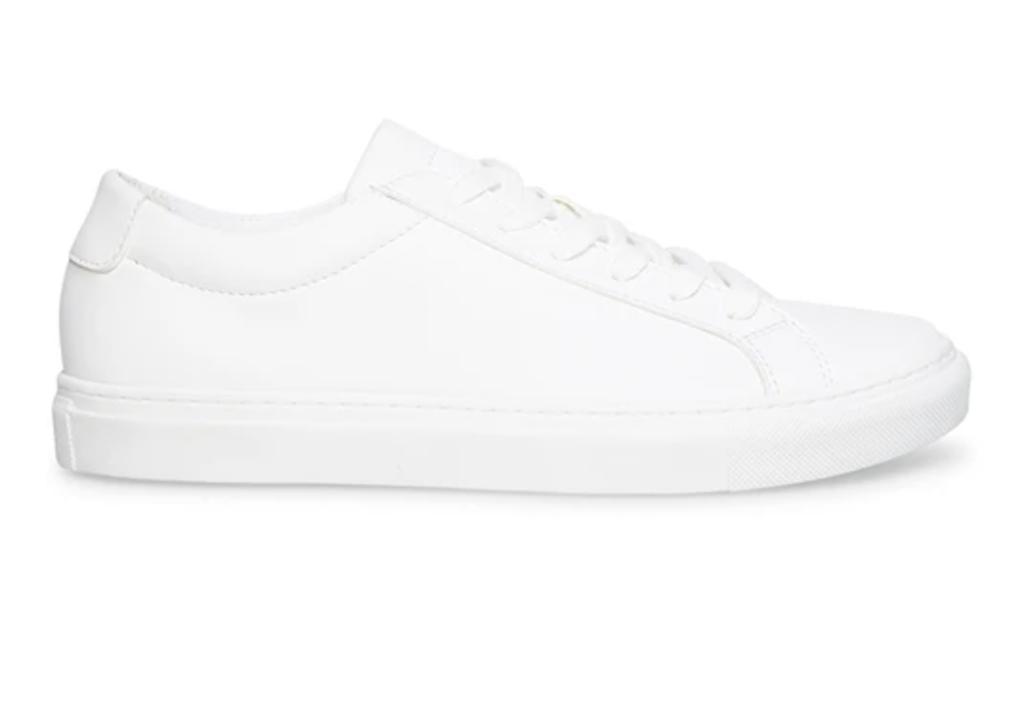 Steve Madden Bolo White Sneakers
