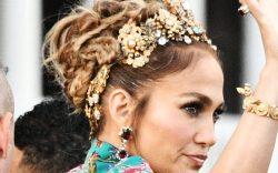 Jennifer Lopez leaves The Hotel San