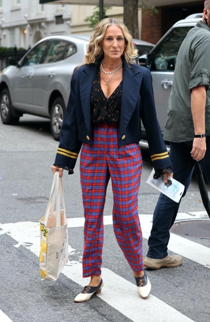 Sarah Jessica Parker, NYC