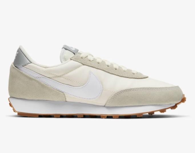 Nike Daybreak, white sneakers