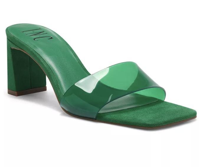 INC Dress Slides