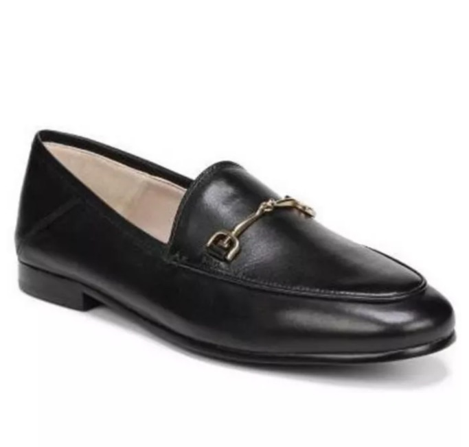 Sam Edelman black loafers