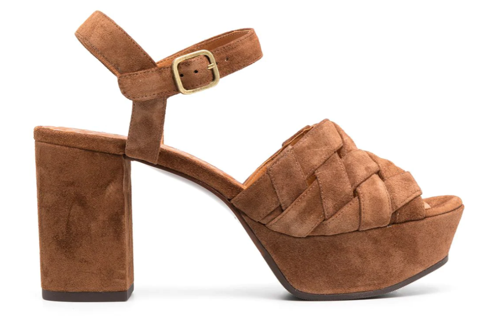 Chie Mihara, platform sandals