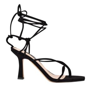 Nine West Yarin Ankle Wrap Heeled Sandals