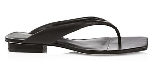 Cult Gaia Jasie sandals, thong sandals