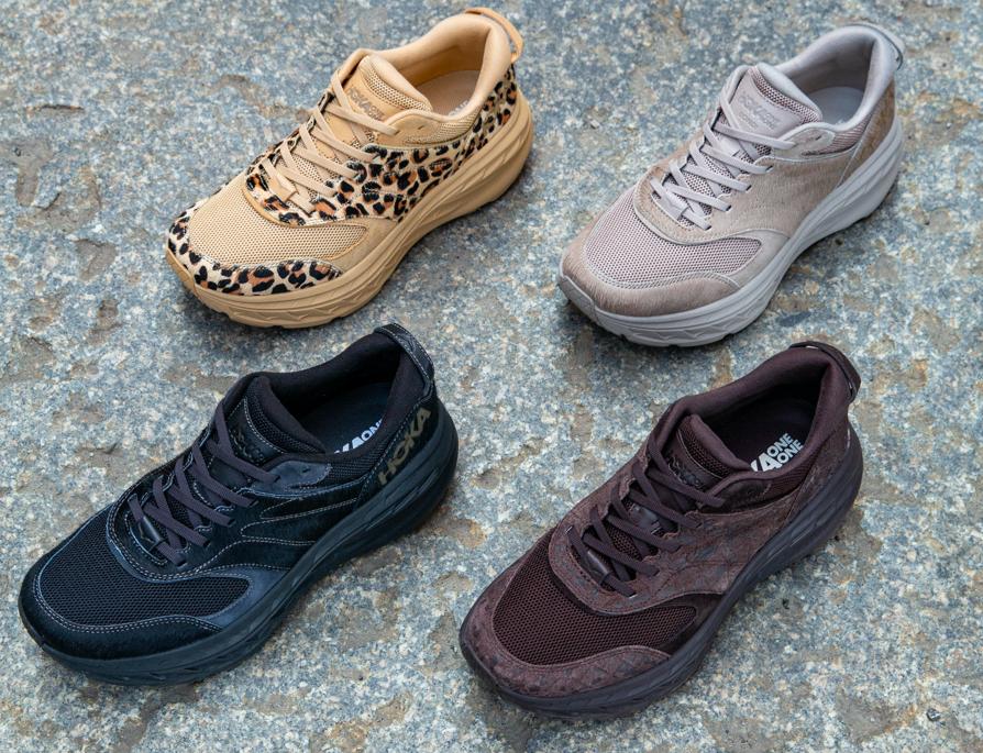 Hoka One One, Engineered Garments, sneakers