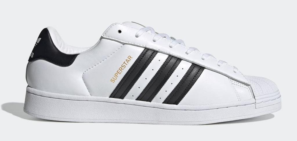 Adidas, Kerwin Frost, baskets Superstar, superstuffed