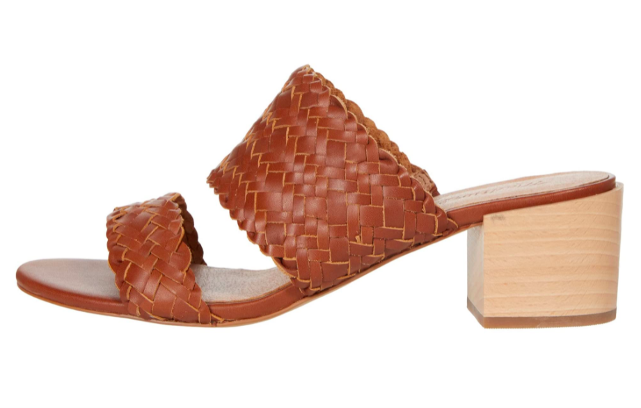 Madewell, woven mules